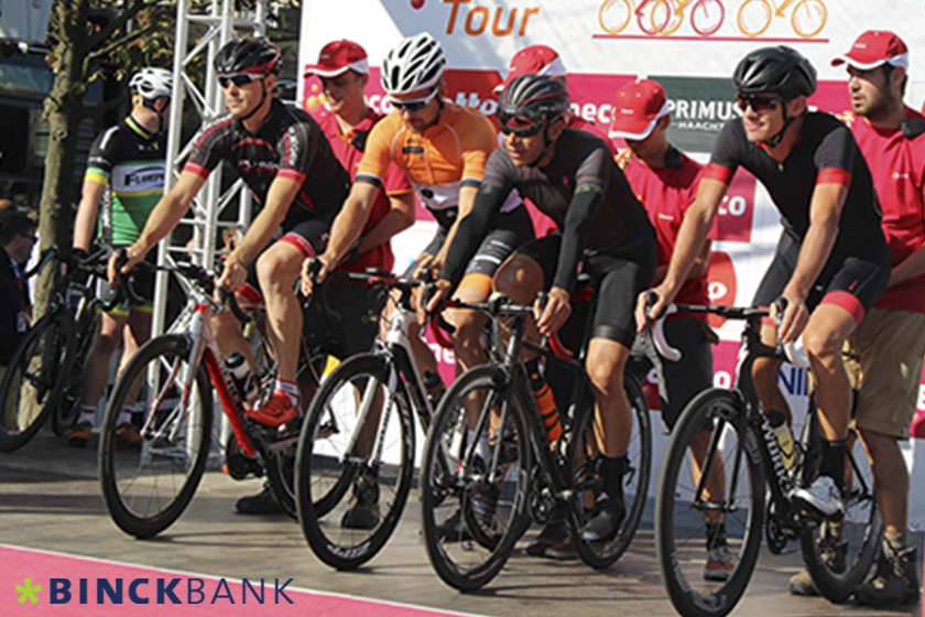 BINCKBANK TOUR TEAMTIJDRIT